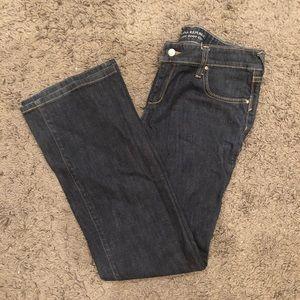 Banana Republic Classic Boot Cut Jeans